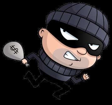 Hotul care strigă hoții